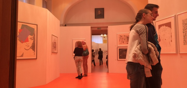 Munich House of Artists: Picasso's exhibition