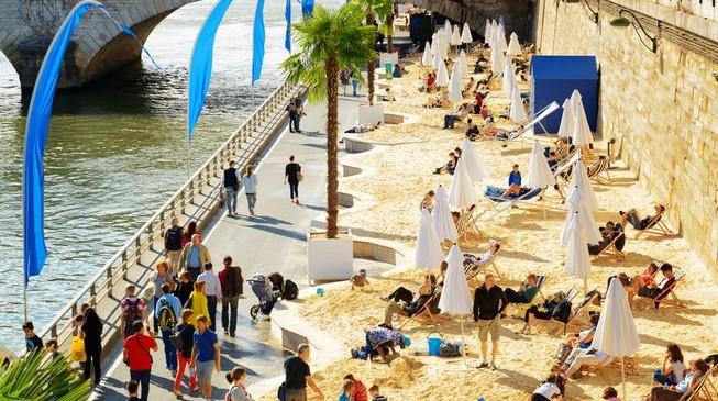 Breakwater Talks: Français : Градското пространство – архитектура и мащабни културни събития