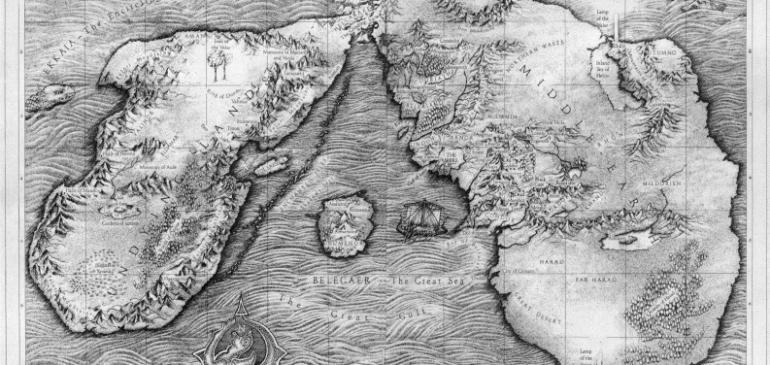 Breakwater Talks: English : Пътешествие из Легендариума на Дж. Р. Р. Толкин