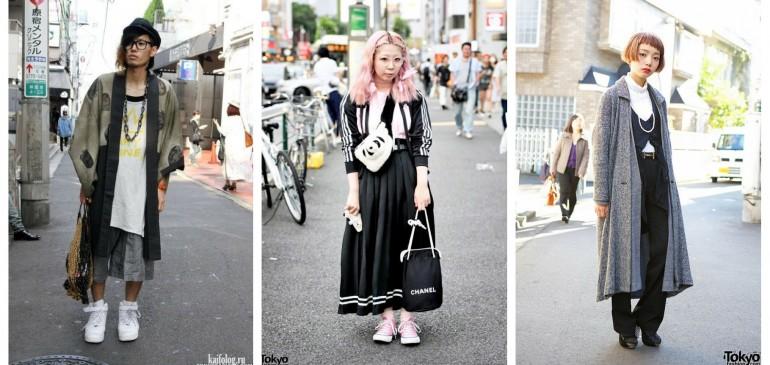 Breakwater Talks: 日本語 японски и български : Японска улична мода