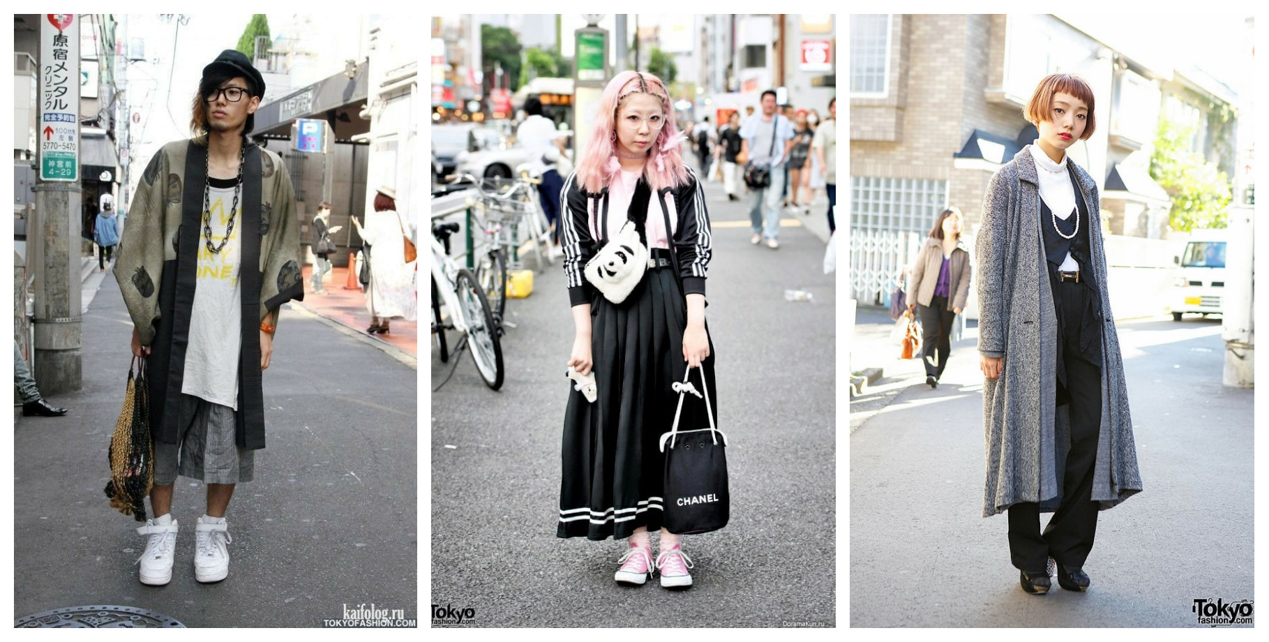 Japanesestreetfashion