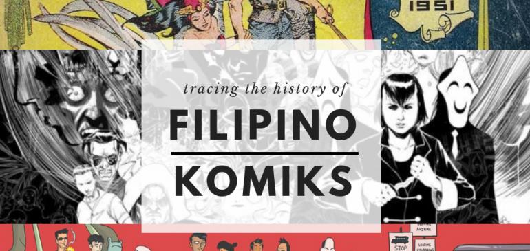 Breakwater Talks: Filipino & English : Историята на филипинските комикси