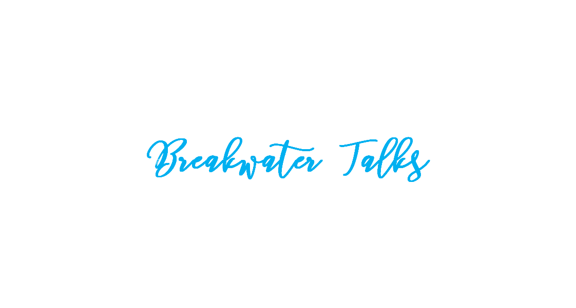 breakwater talks blue