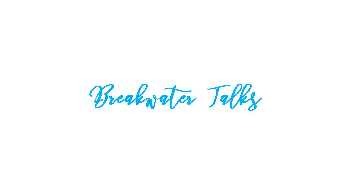breakwater talks blue