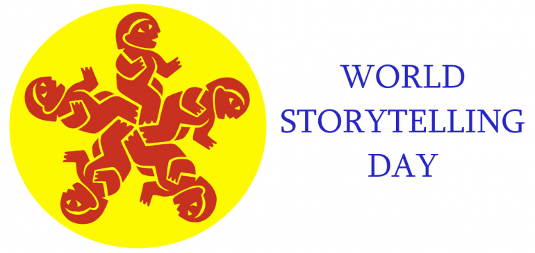 World Storytelling Day — 20 March