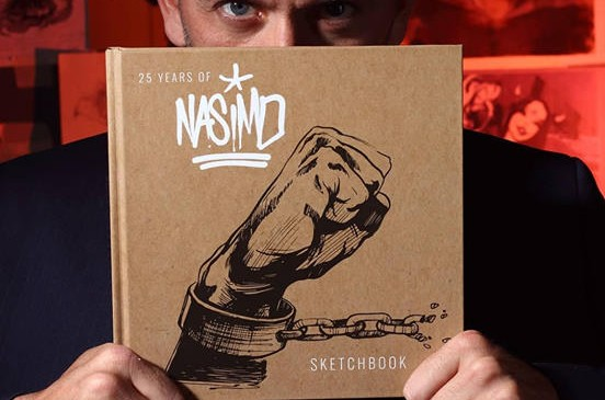 Breakwater Talks: Bulgarian : NASIMO, the Face of Bulgarian Graffiti Culture