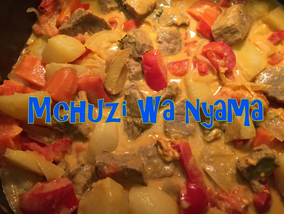 Mchuzi wa nyma